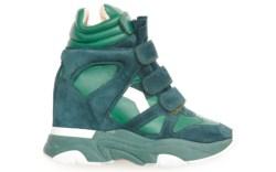 Isabel Marant wedge sneaker release