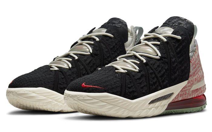 Diana Taurasi x Nike LeBron 18 'La Cabra'