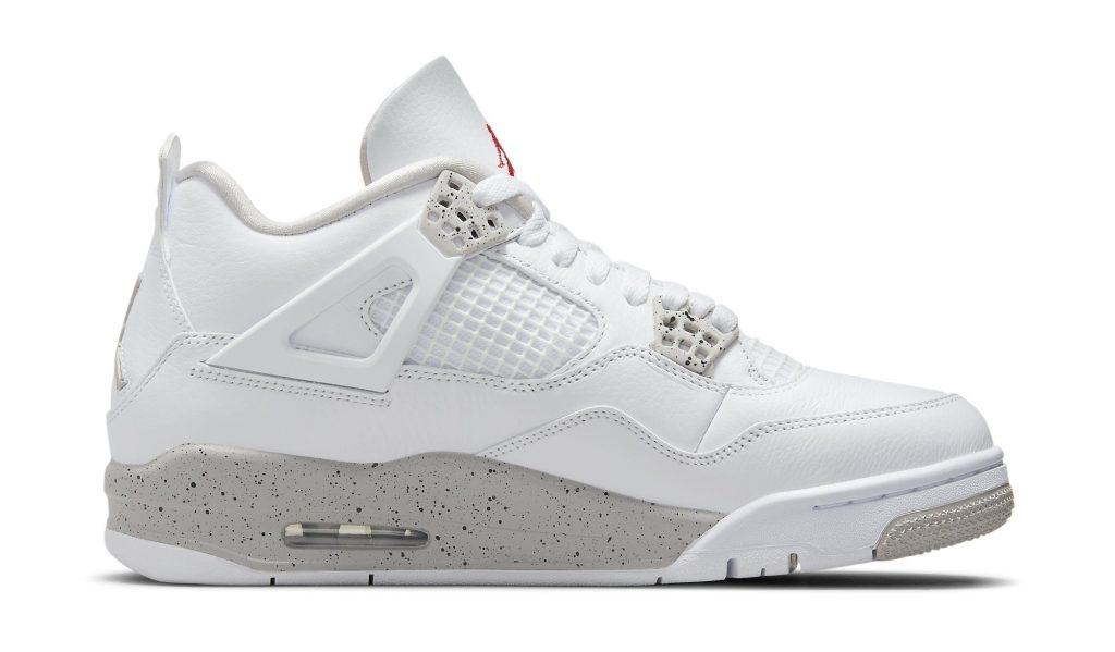 Air Jordan 4 'Tech White'