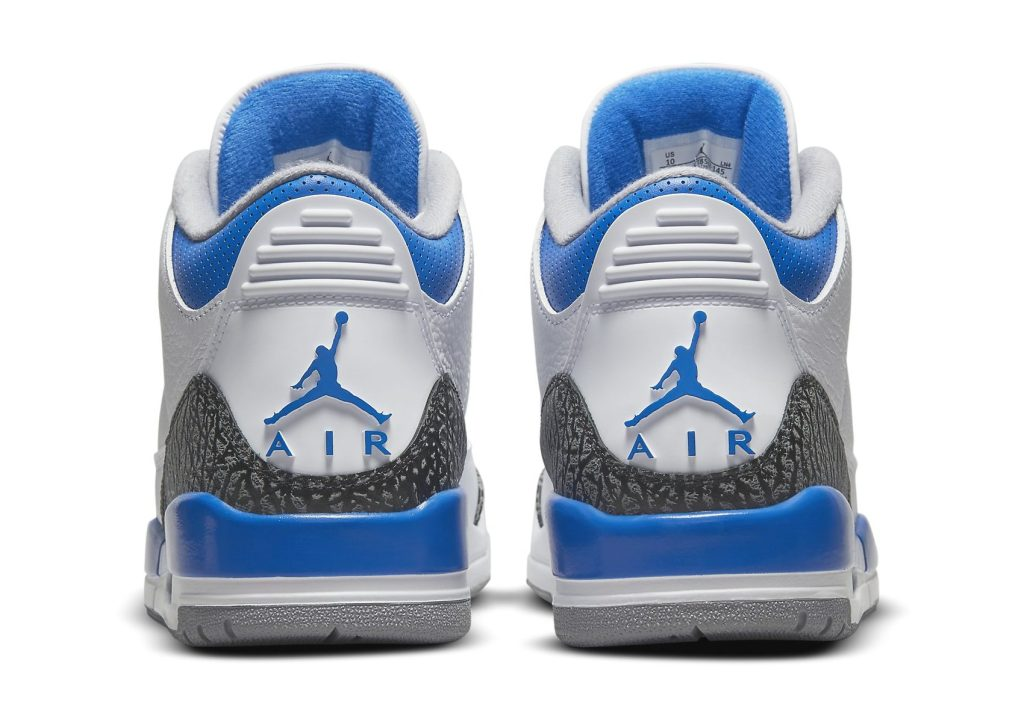 Air Jordan 3 'Racer Blue'