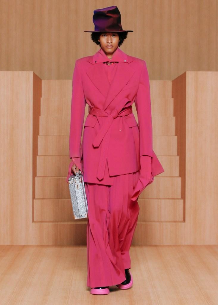 Louis Vuitton, fashion show, virgil abloh, spring 2022
