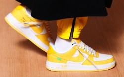 Louis Vuitton, Nike, air force 1