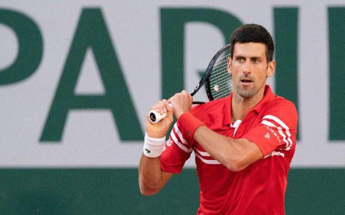 Novak Djokovic, 2021 french open, winner