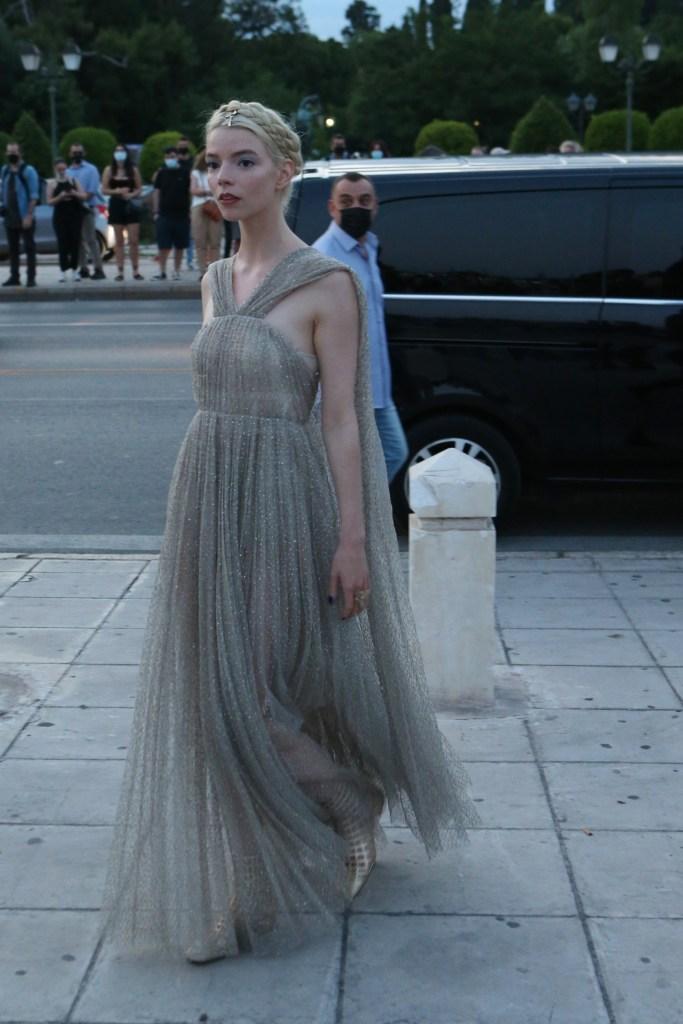 Anya Taylor-Joy, Dior