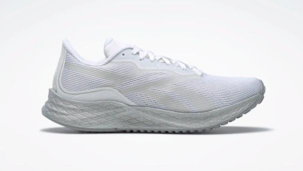Reebok Floatride Energy 3 Reflective sneakers, white, athletic sneakers