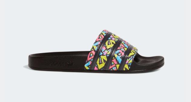 Adidas, slides, sandals
