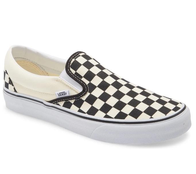 Vans classic sneakers, best slip-on sneakers for women