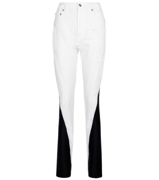 Mugler, jeans