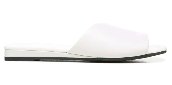 Franco Sarto, slide sandals.