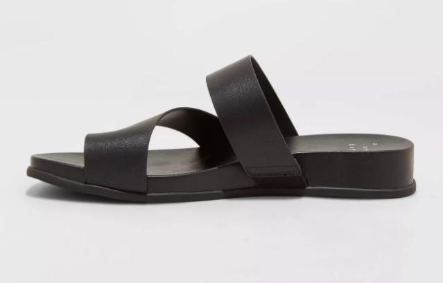 Target, sandals