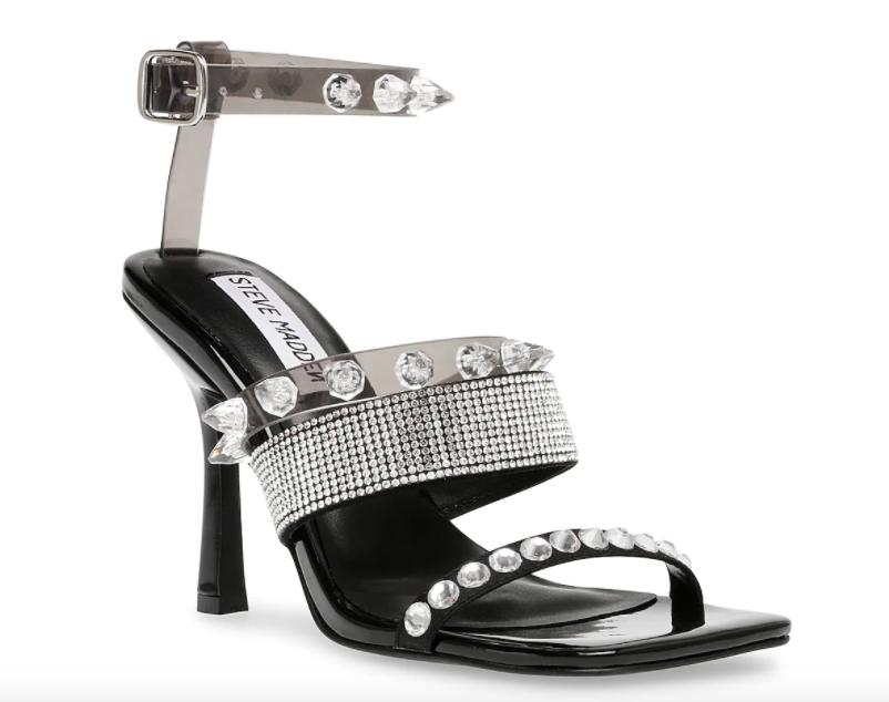 Megan Fox, Steve Madden, sandals
