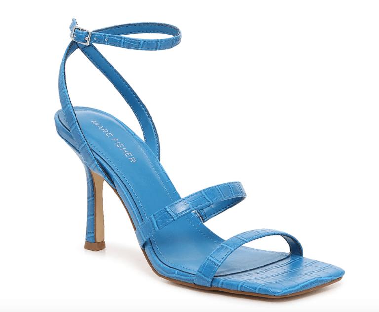 Marc Fisher, sandals, Cardi B