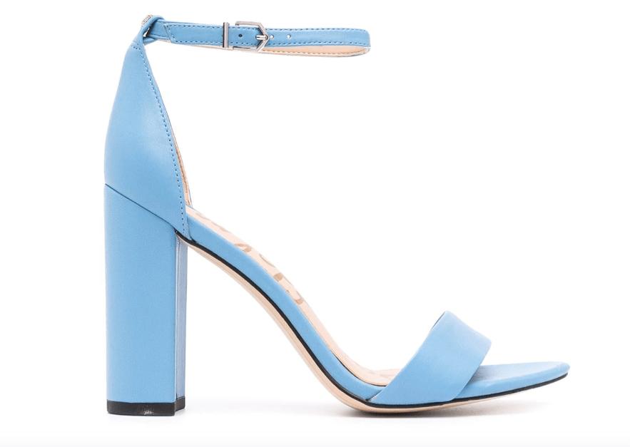 Sam Edelman, sandals, Cardi B