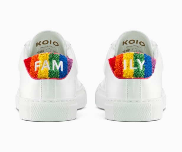 Koio, Capri Pride, Pride, sneakers