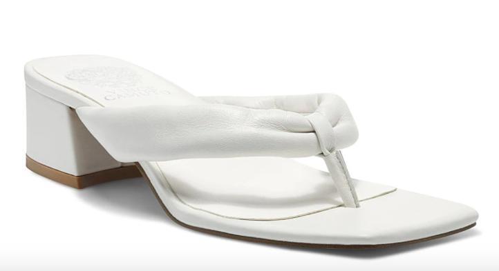 Vince Camuto, sandals, Olivia Culpo