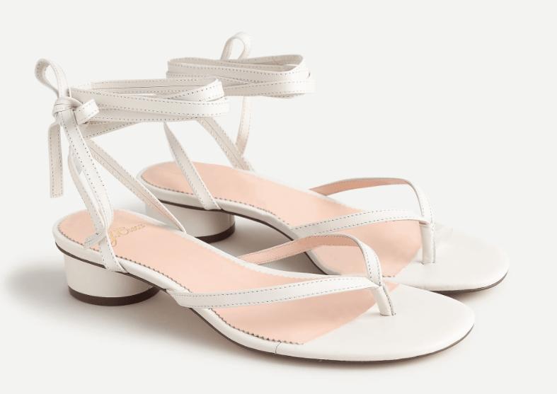 J.Crew, sandals, Olivia Culpo