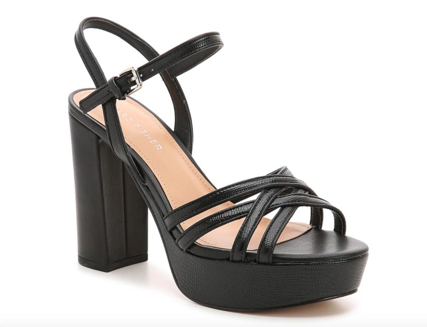 Marc Fisher, platform sandals