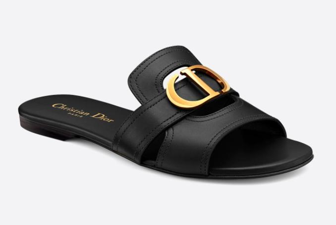 Christian Dior 30 Montaigne slide sandal