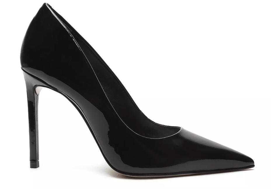 Schutz Lou pumps, black patent leather