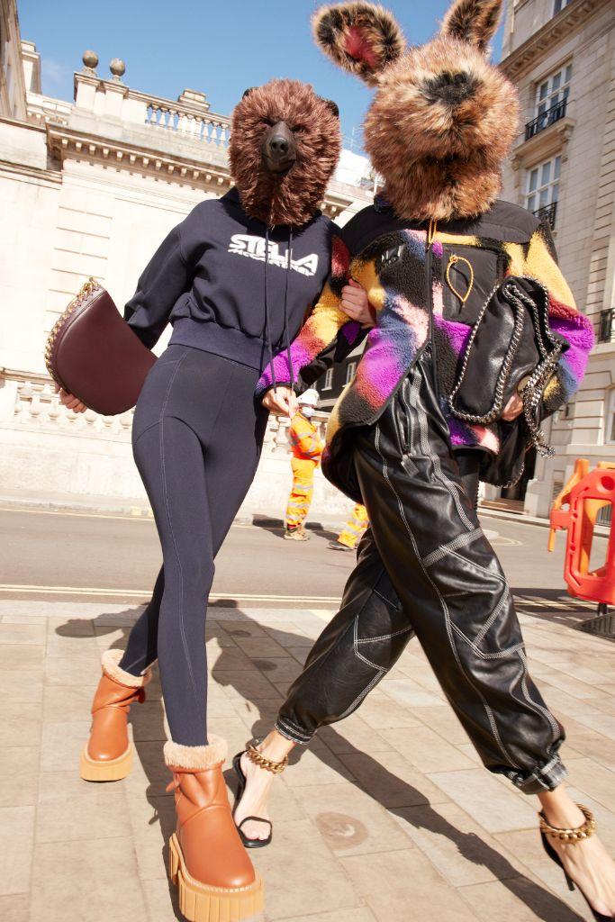 stella mccartney, sustainable fashion, stella mccartney boot, boots, shoes, pre-fall 2021, fashion