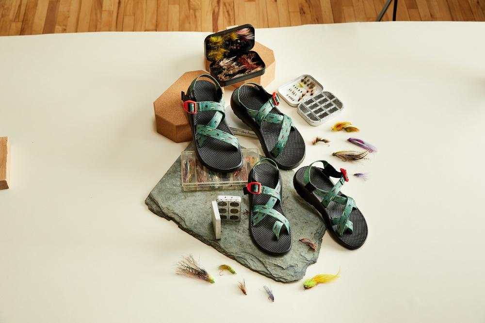 Thomas Rhett, Chaco, classic sandal, collaboration
