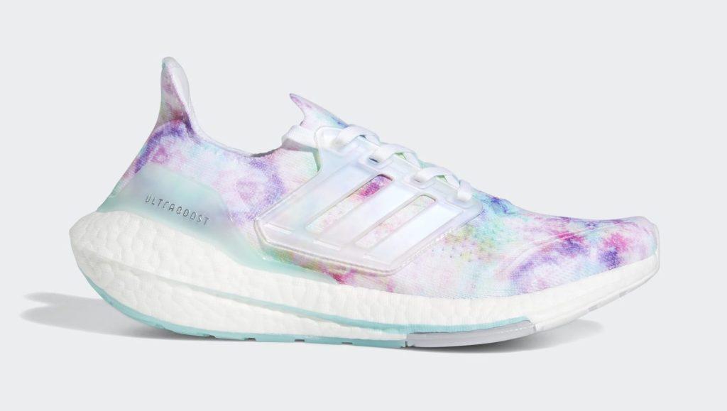 Adidas Ultraboost 21 Tie-Dye