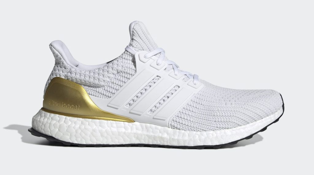 Adidas Ultra Boost 4.0 DNA 'Gold Medal'