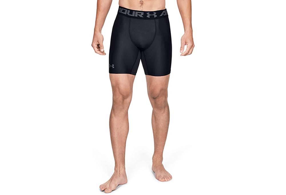 Under Armour Men's HeatGear Compression Shorts