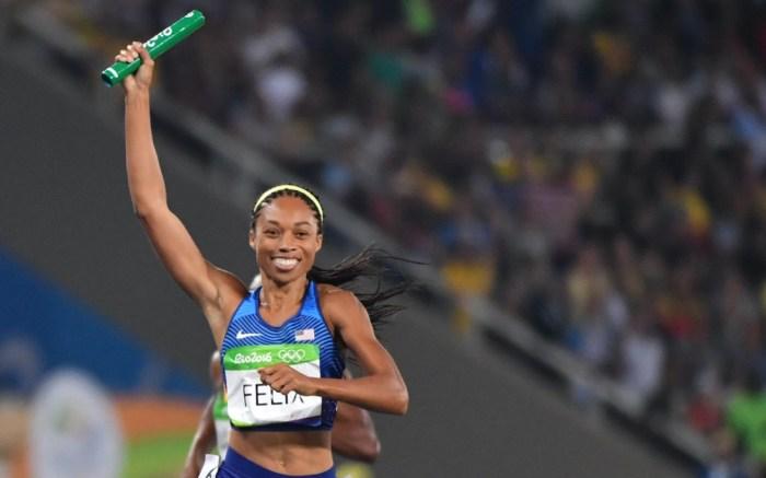 Allyson Felix, Athleta Collaboration