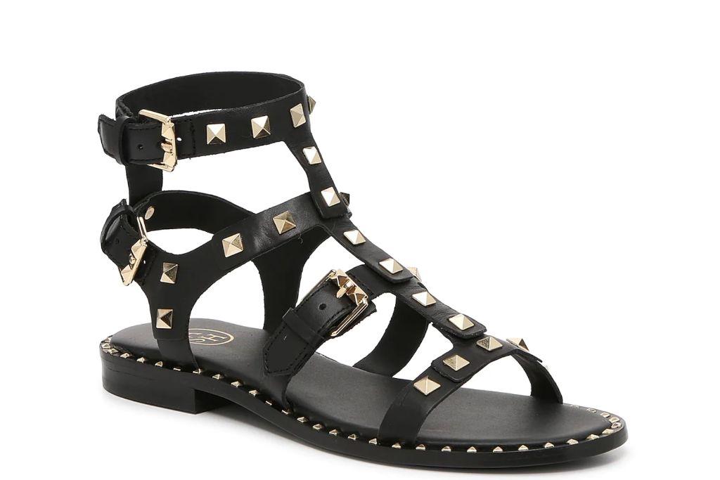 ash, gladiator sandal