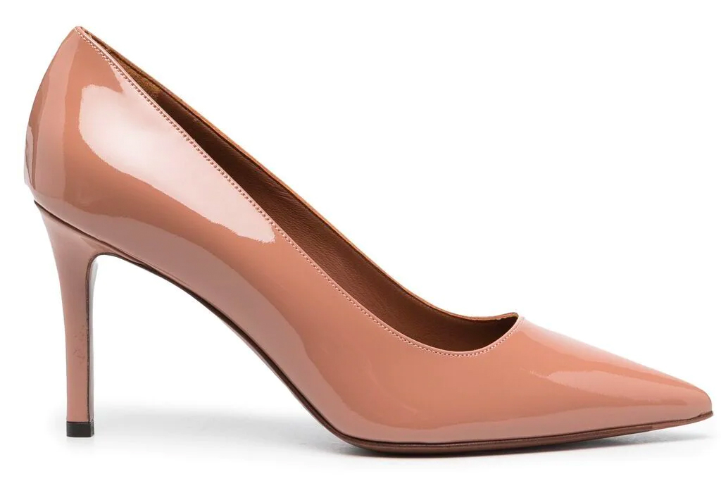 nude heels, pumps, lautre chose
