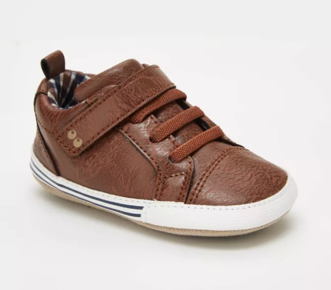 Baby Boys' Surprize by Stride Rite Lee Sneakers Mini Shoes, best baby boy Target shoes
