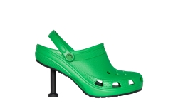 balenciaga, croc, mule, heels