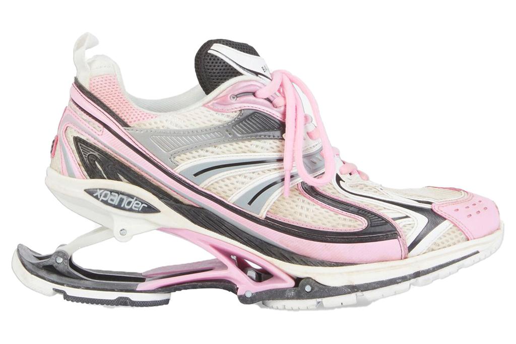 balenciaga, pander, sneakers, pink