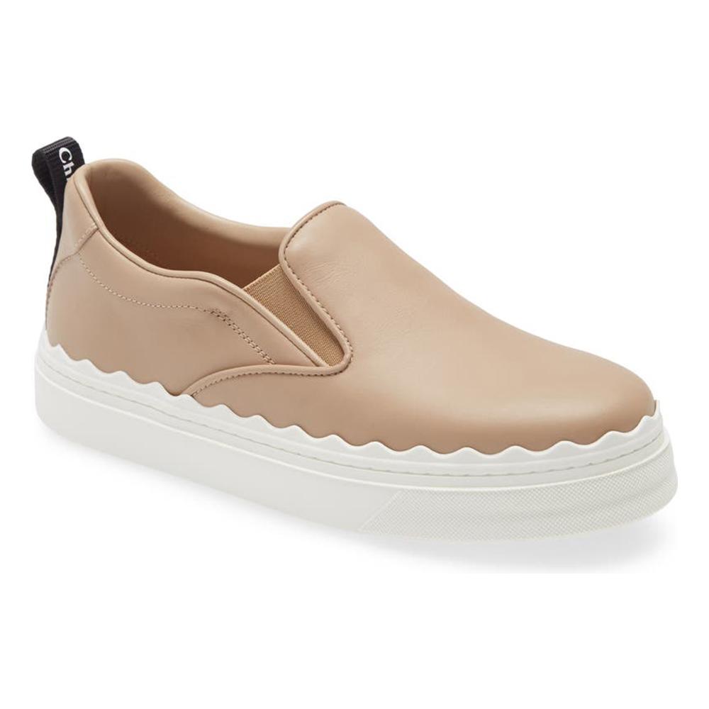 Chloe Lauren Slip-On Sneaker