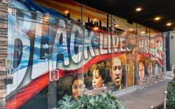 Black Lives Matter Mural Washington DC