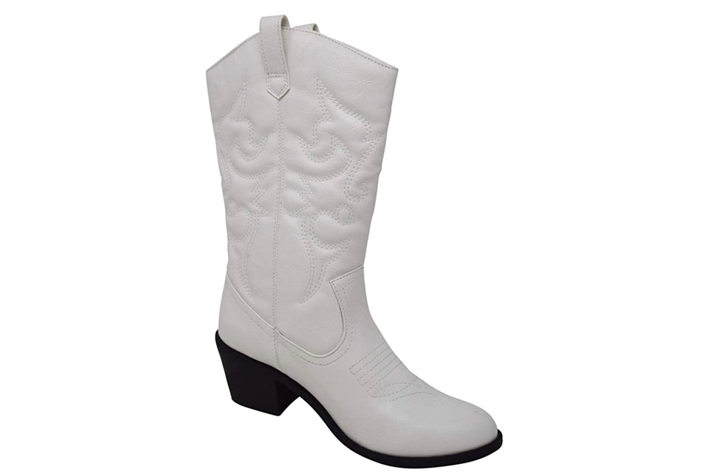 white boots, cowboy boots, charles albert