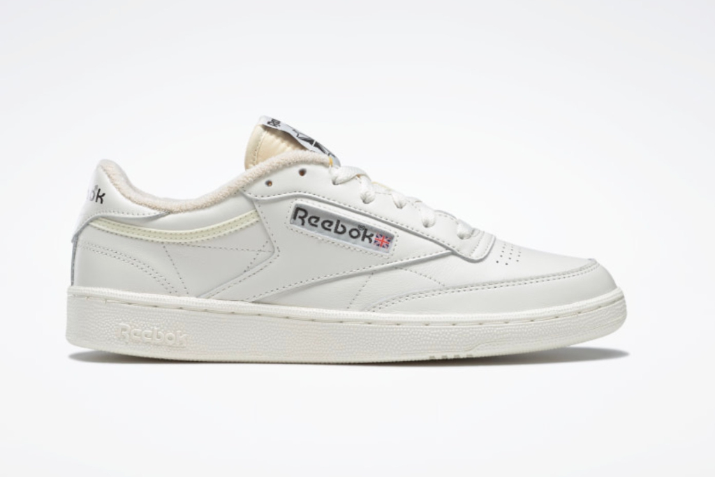 reebok, club c 85 vintage shoes, friends and family sale