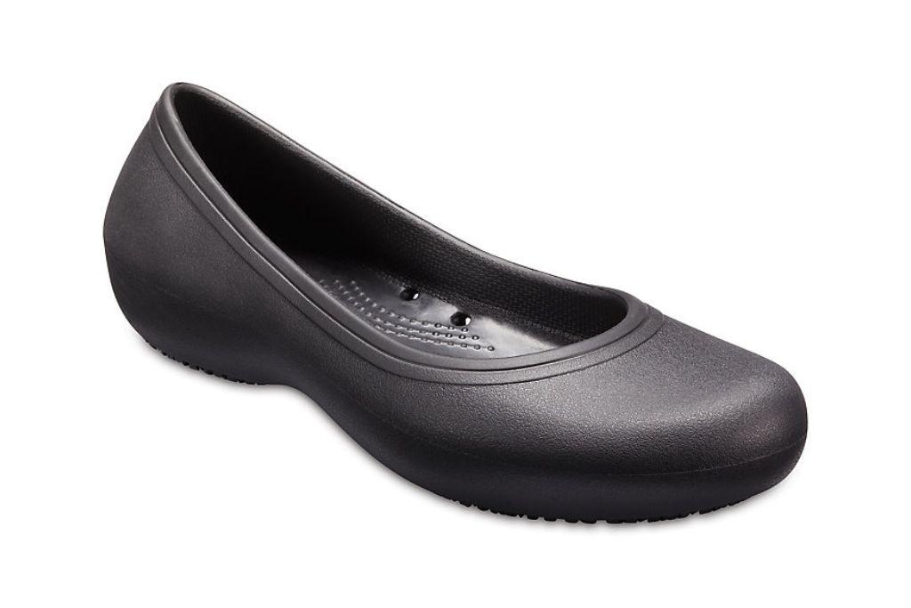 crocs, womens crocs at work flat, crocs at work