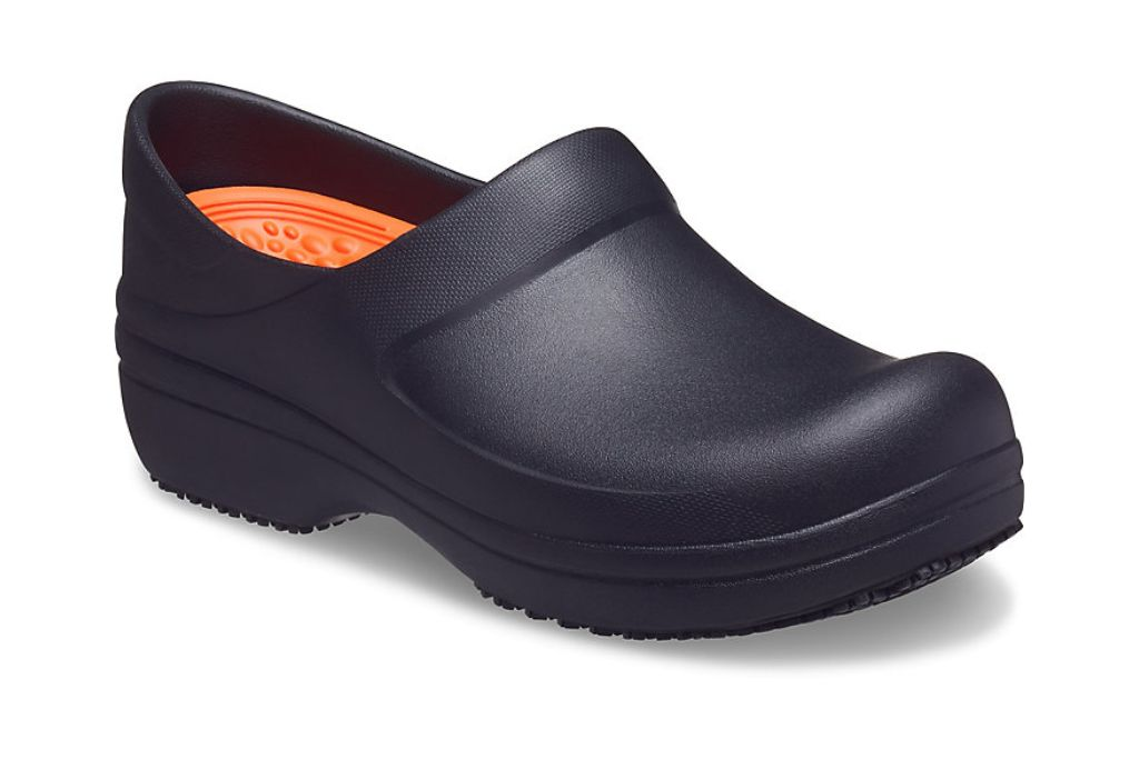 crocs, womens neria pro ii literide clog, crocs at work