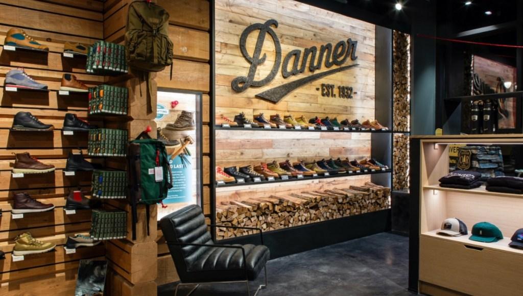 Danner, Denver, Colorado, new store