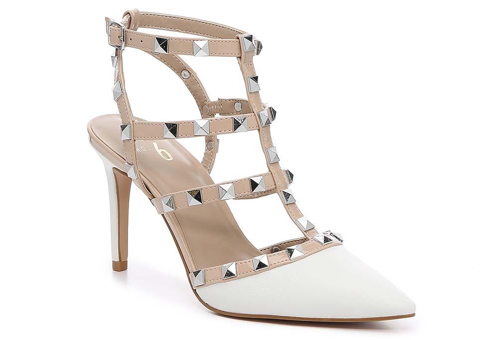 mix no 6, heels, stud