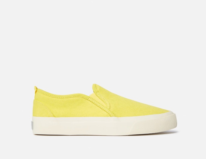 Everlane Forever Slip-On Sneaker, best slip-on sneakers for women