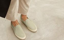 everlane slip-on sneakers