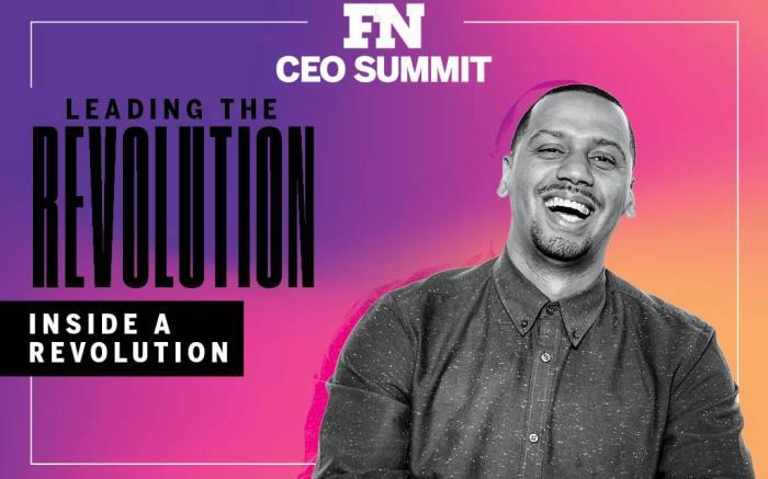 Eric Wise, Adidas, FN CEO Summit
