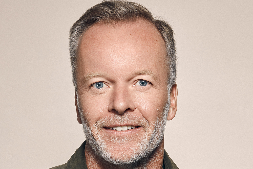 SNS CEO Fredrik Malm