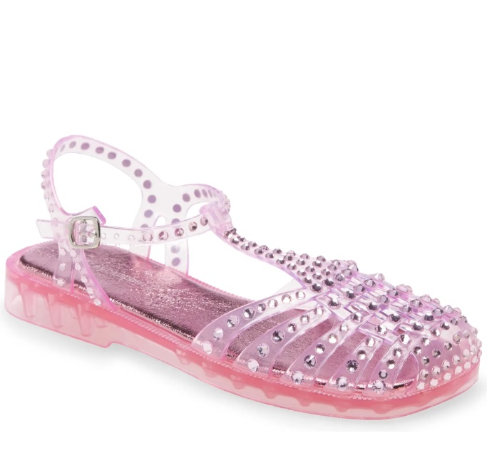 Jeffrey Campbell Gelly Fisherman Sandal, best jelly shoes and sandals