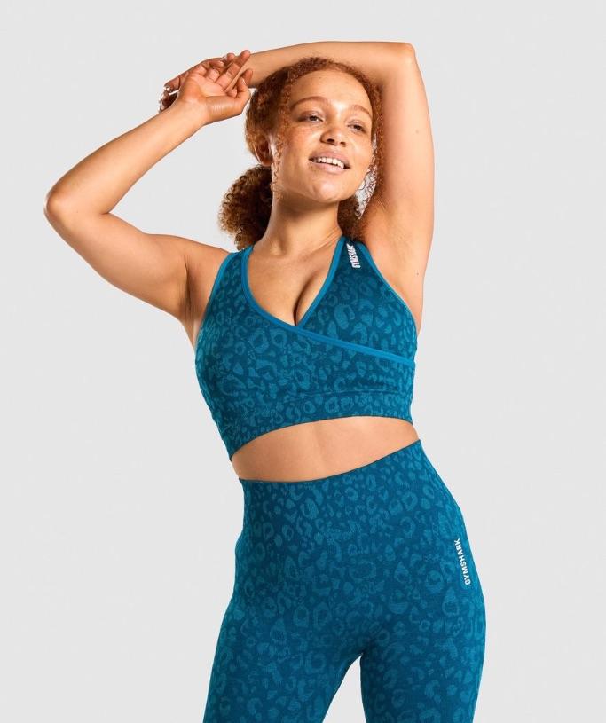 Adapt animal seamless sports bra, Gymshark Fourth of July Sale