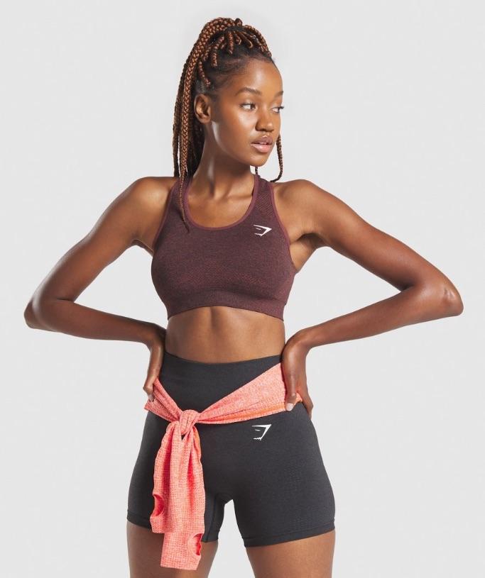 Vital seamless sports bra, Gymshark Fourth of July Sale