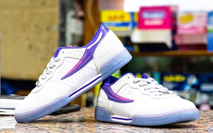 in the heights, foot locker, fila sneaker, release info